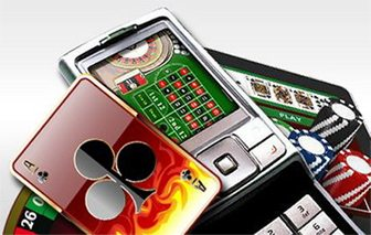 iPhone Roulette, Blackjack etc