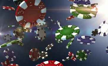 online casino dealer sizzling