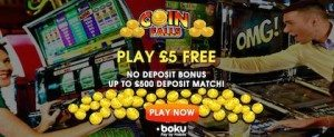 CoinFalls Mobile UK slots
