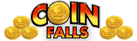 Kasino online & Mobile | CoinFalls | £ 5 + Up to £ 500 Gratis Deposit Pertandingan