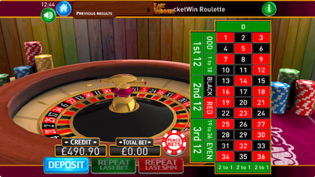 Real Money Mobile Casino Roulette