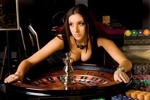 roulette girl