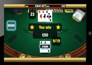 CoinFalls Casino Blackjack инстркцията Съвети и стратегия
