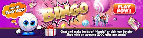 mFortune Online Bingo Free Games