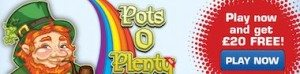 LadyLucks Slots Casino - Potte O Plenty