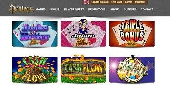 Casino Online Mobile Games