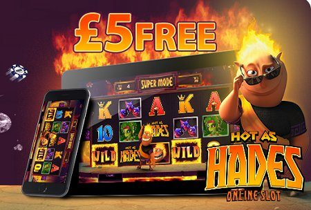 play £5 free bonus no deposit
