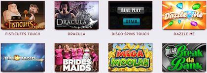 Lucks Casino Slots Pay by Phone Bill