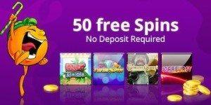 Free Spins Bonus no Deposit