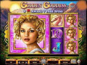 golden Goddes