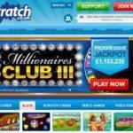 Online Scratch Card   Get £200 Free Scratch.co.uk Bonus