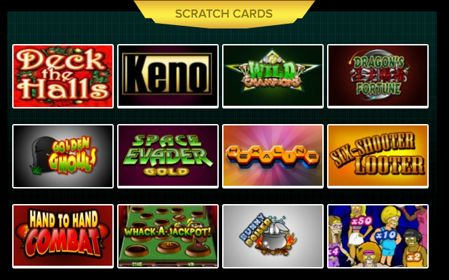 Custom Scratch Off Cards