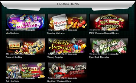 Live Casino Promotion