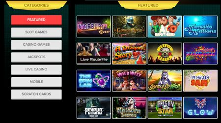 Top Slot Site Games