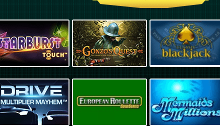 Mobile Casino Online Slots