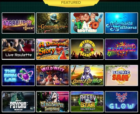 Best Top Slot Site Games