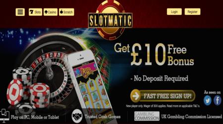 Slotmatic Games