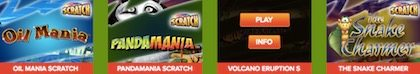 Slot Fruity Free Scratch Cards Games Online