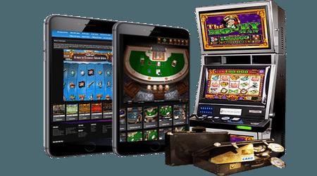 Playing Mobile Slots Bonus.