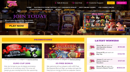 Play Free Slots No Deposit