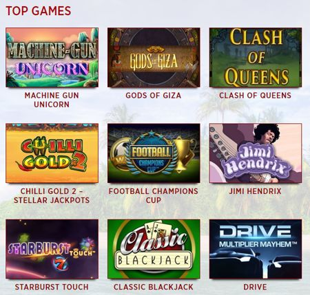 Collect 20 Free Spins