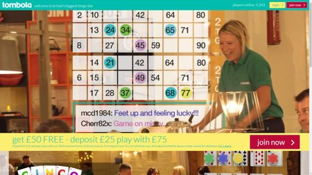 Largest Online Bingo Site
