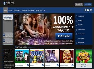 Real Money Express Casino Online