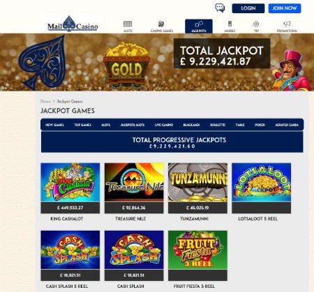Mail Casino Mobile Gambling