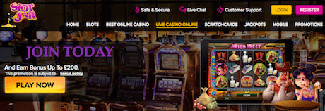 Live Casino Free Bonus