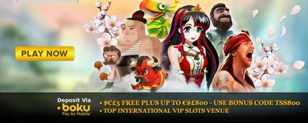 top UK android slots games