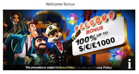 Goldman Casino Real Money Bonus