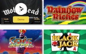 free slots spins games no deposit