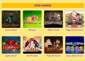 UK Casino Online Games