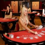 live dealer-in-casino Blackjack