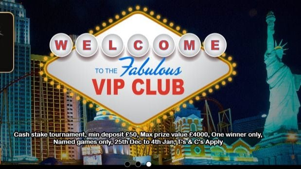 Join Today and Become VIP